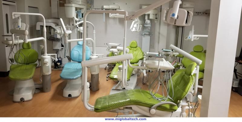 Adec Dental Operatory Package